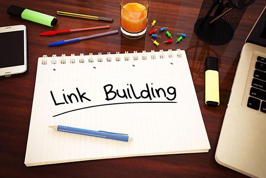 Como funciona el link building