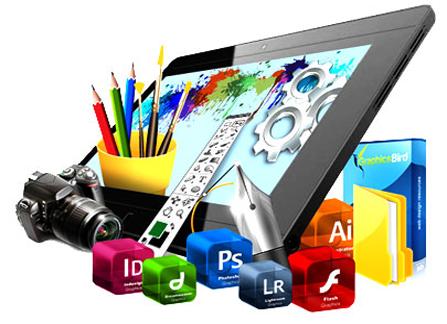 Herramientas de Diseño Gráfico y de Logotipos
