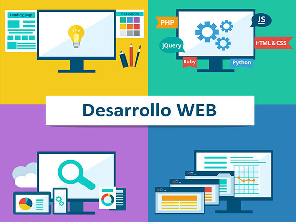 Diseño y Desarrollo web Profesional