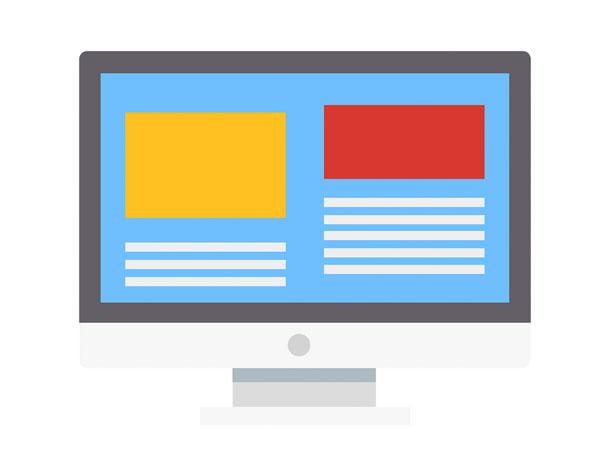 Landing Pages Visuales y Atractivas